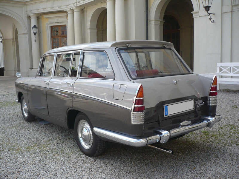 MORRIS Oxford series VI Traveller 1965 Ludwigsburg (2)
