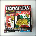 Hanafuda: le jeu des fleurs
