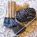 - chaussettes pour l'hiver -