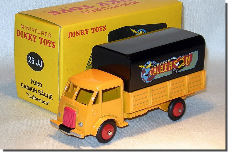 Dinky Atlas Ford Calberson A 1