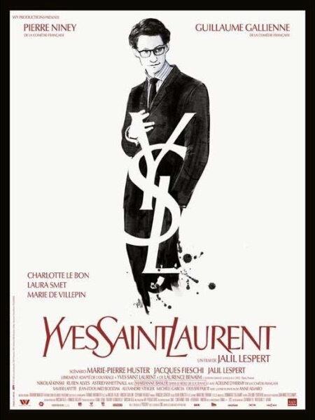 Pierre Niney - Yves Saint Laurent