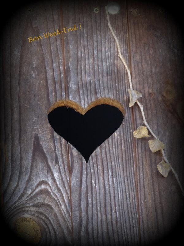 coeur porte