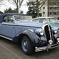 Hotchkiss 686 biarritz cabriolet 1939