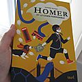 Homer et le chien formidable - suzanne selfors