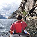 Les plateaux du kjerag - lysefjord