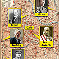 Map of Vienna 1913-1914