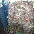 Compost a passer au tamis