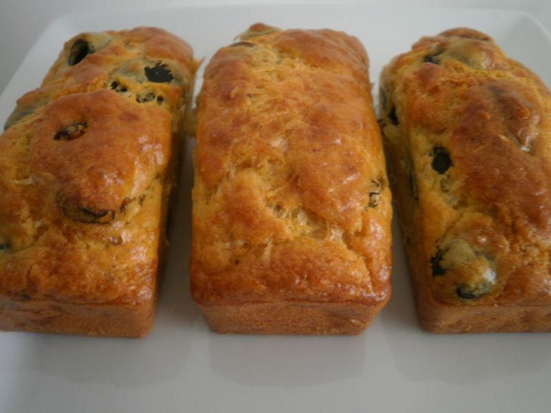 Recette Cake Thon Et Olives Magimix