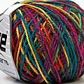 Laine du jour => colorway wool
