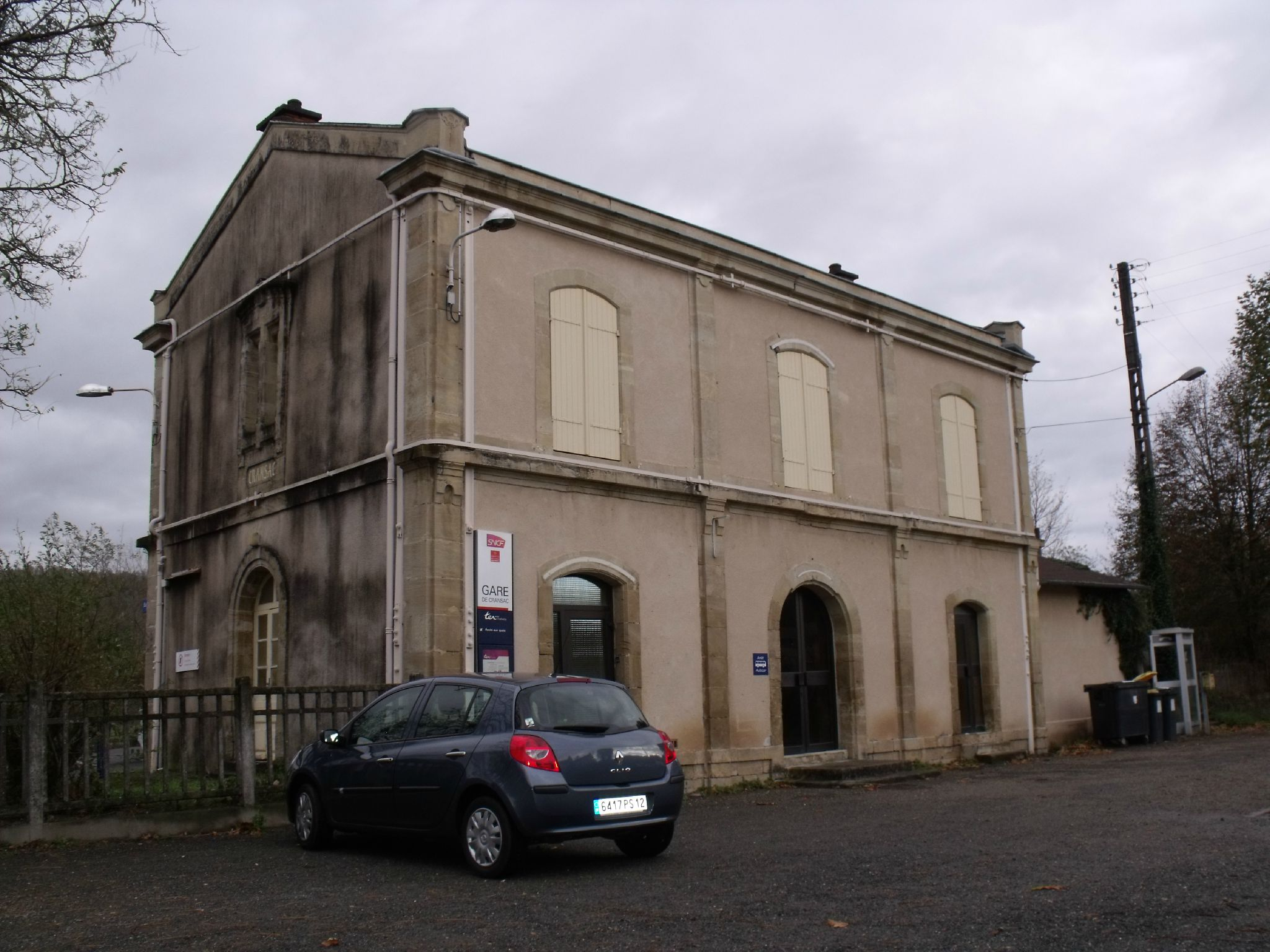 Cransac (Aveyron - 12) 1