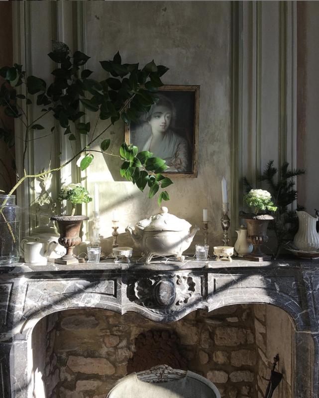 Chez Aurélien Deleuze his château in France December 2019