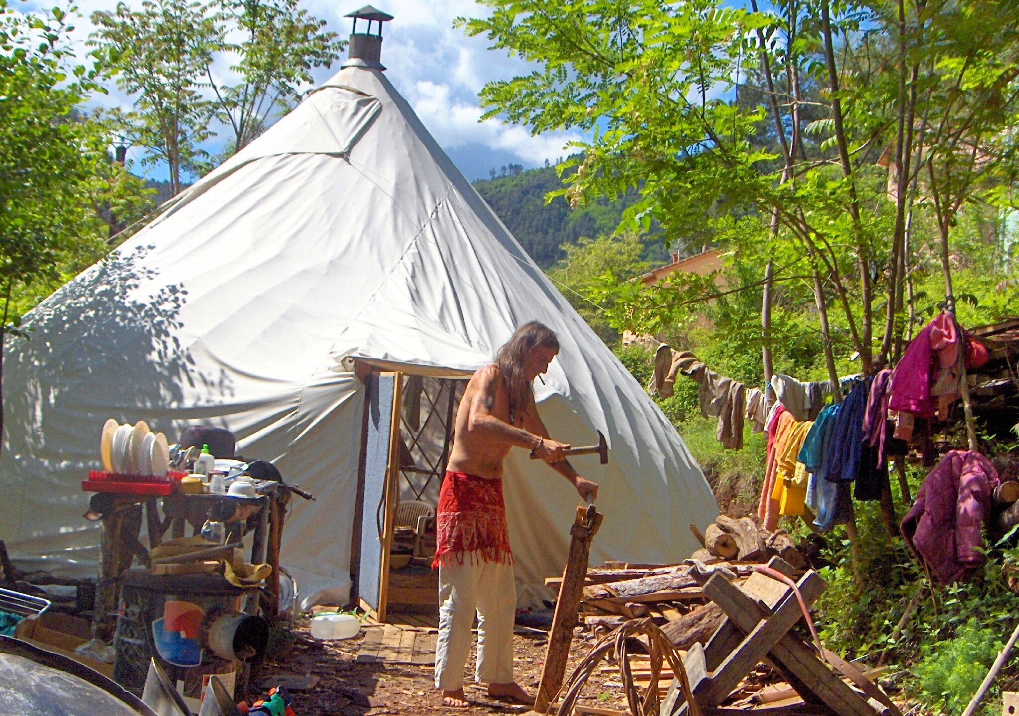 tribu vivace yurtao 29