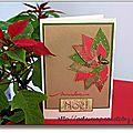 carte Noël rouge 1