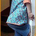 N°20: tunique ou robe petit pan- 8 euros