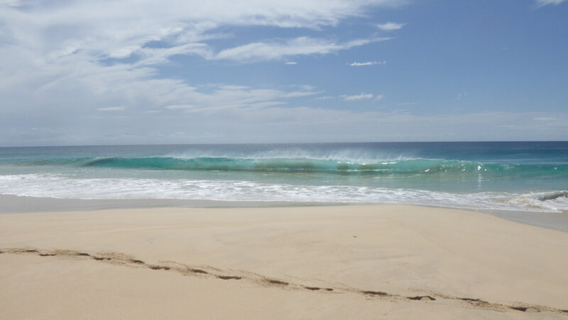 6 les rouleaux de la plage