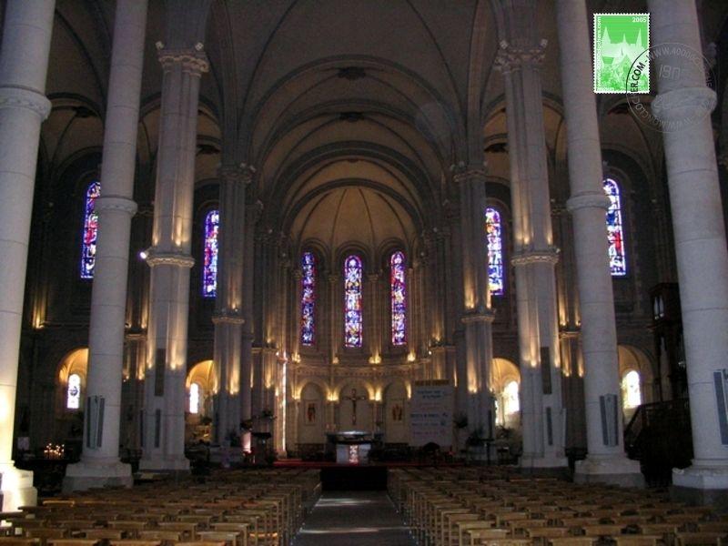 Basilique de St Laurent sur Sèvre