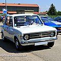 Fiat 128 berline 4 portes (6ème fête autorétro étang d' ohnenheim)