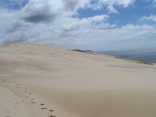 Dune du Pyla-et Océan