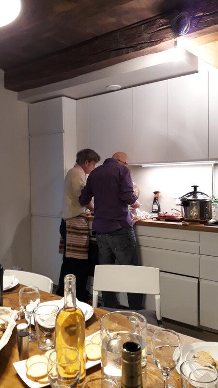 Moncourrier en cuisine 2019