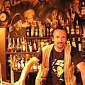 Jénorme est au bar de la maison natale de Klaus Kinski, Sopot