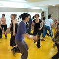 B.Stage de danse et de djembé mars 2008