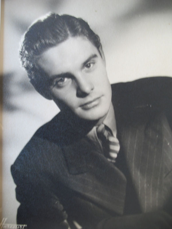 Louis Jourdan 1939 Collection personnelle