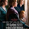 Les quatres filles du dr march film 2019