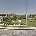 Rond-point à pouzolles (italie)