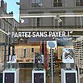 Besançon doubs partez sans payer