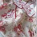 collection marimerveille de tissus anciens chinés