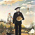 Art naïf 1890_Moi-même_ Rousseau -Douanier Rousseau-