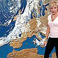 Evelyne Dhéliat jean haut blanc 2500 07 10 10