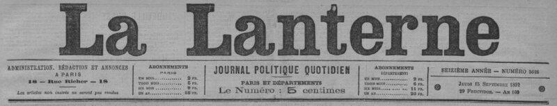 La Lanterne 14 sept 1892_1