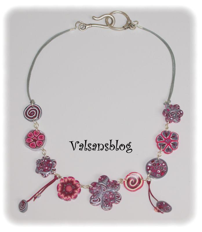 bracelet collier rose gris 29 juillet 2010 009