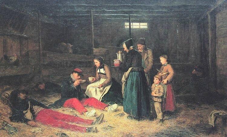 Anker, Bourbaki (1871)