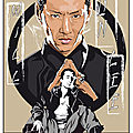 Will yun lee en mode vectoriels