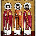 Les Bienheureux Martyrs Assomptionnistes Bulgares