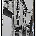Lourdes - Hotel Mondial rue des Pélerins