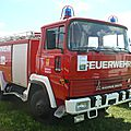 MAGIRUS DEUTZ 130 D-7 Freiwillige Feuerwehr Eutingen (1)