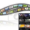 Médias audiovisuels et vidéos educatives