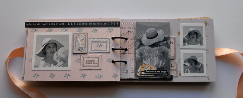 mini Marie - collection esprit brocante - page#7- claire scrap at home - chou&flowers