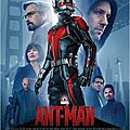 [ critique ] ant-man ( 8 / 10 ) par giannus le cactus