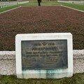 Plaque ou reposent des soldats inconnus