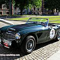 Austin healey 3000 convertible (paul pietsch classic 2014)