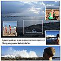 * apprentissage du surf & quelques particularités dans le ciel.