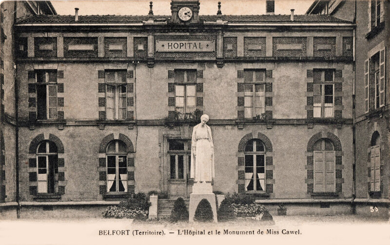 CPA Belfort Edith Cavell 1926-29