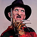 Le bestiaire de l'horreur : freddy krueger (a nightmare on elm street)