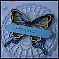Gala de papillons