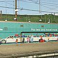 001 - La traversée du Channel en bus