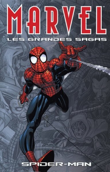 marvel les grandes sagas 01 spiderman